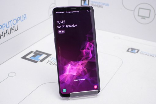 Samsung Galaxy S9+ Single SIM 64GB Purple