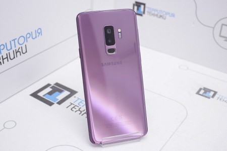 Смартфон Б/У Samsung Galaxy S9+ Single SIM 64GB Purple