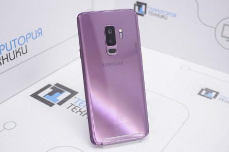 Смартфон Б/У Samsung Galaxy S9+ Single SIM 64GB Purple