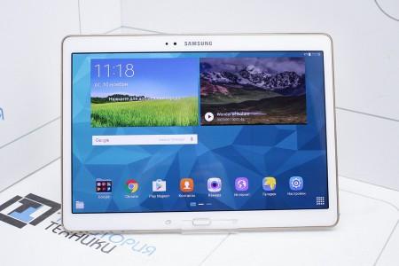 Планшет Б/У Samsung Galaxy Tab S 10.5 16GB (SM-T800)