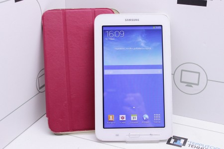 Планшет Б/У Samsung Galaxy Tab 3 Lite 8GB White (SM-T110)