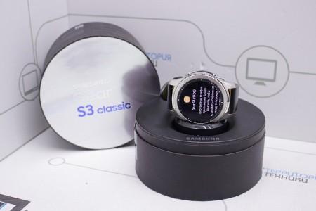 Cмарт-часы Б/У Samsung Gear S3 classic [SM-R770]