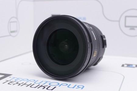 Объектив Б/У SIGMA 10-20MM F3.5 EX DC HSM Canon EF