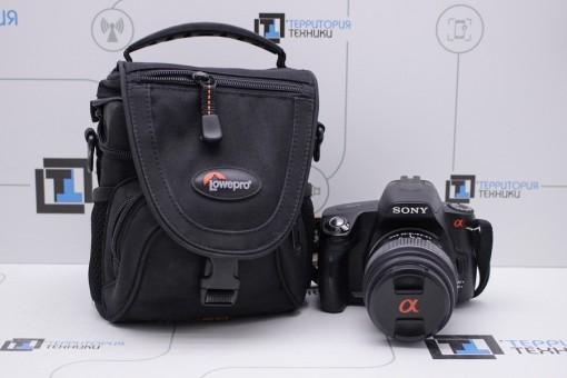 Sony Alpha DSLR-A290L Kit 18-55mm