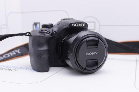 Фотоаппарат Б/У беззеркальный Sony Alpha a3000 Kit 18-55mm
