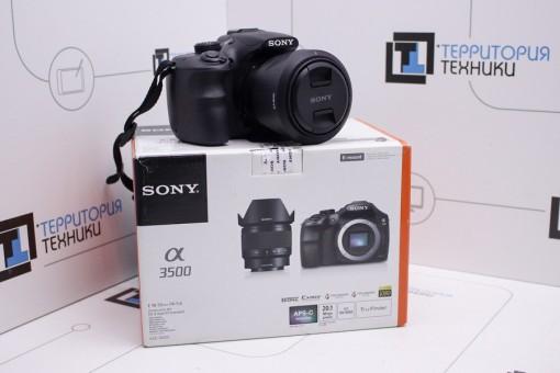 Sony Alpha a3500 Kit 18-50mm