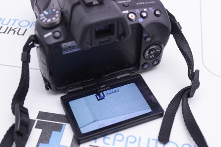 Фотоаппарат зеркальный Б/У Sony Alpha SLT-A55V Kit 18-55mm II