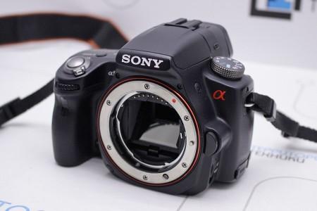 Фотоаппарат зеркальный Б/У Sony Alpha SLT-A55V Body