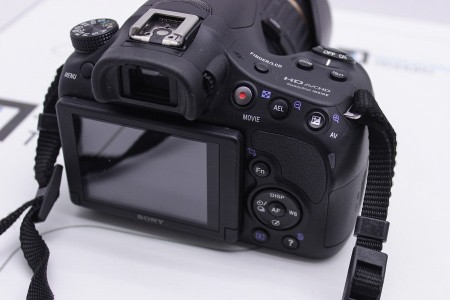 Фотоаппарат зеркальный Б/У Sony Alpha SLT-A58K + Tamron SP AF17-50mm F/2.8