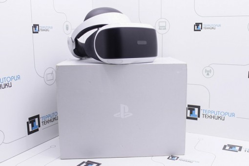 Sony PlayStation VR v1 (с камерой)
