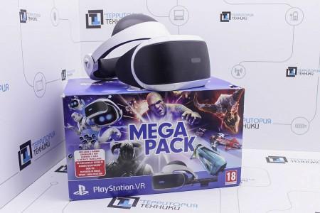 Очки виртуальной реальности Б/У Sony PlayStation VR v2 Mega Pack