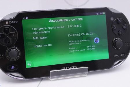 Приставка Б/У Sony PlayStation Vita Wi-Fi