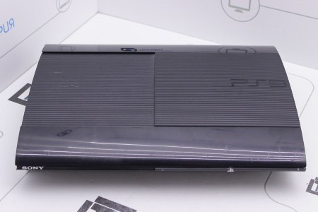Приставка Б/У Sony PlayStation 3 Super Slim 320GB