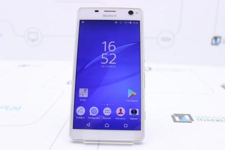 Смартфон Б/У Sony Xperia C4 White