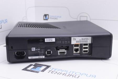 Приставка Б/У Microsoft xBox 360 Slim 500Gb