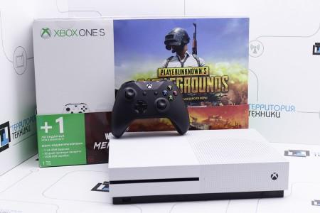 Приставка Б/У Microsoft Xbox One S 1Tb