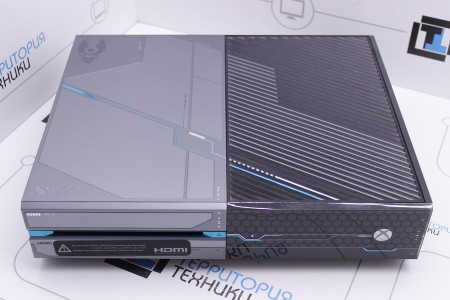 Приставка Б/У Microsoft Xbox One 1TB Halo 5: Guardians Limited Edition