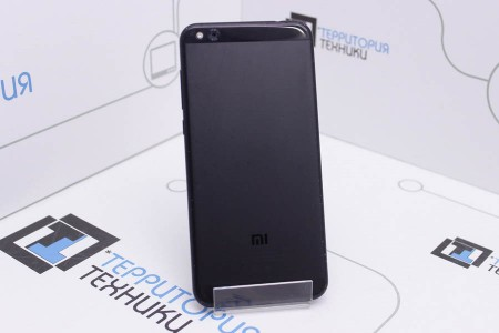 Смартфон Б/У Xiaomi Mi 5c Black