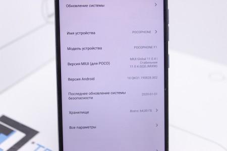 Смартфон Б/У Xiaomi Pocophone F1 6GB/64GB