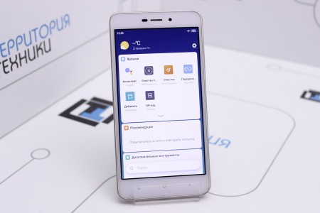 Смартфон Б/У Xiaomi Redmi 4A 32GB Gold