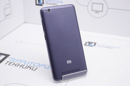 Смартфон Б/У Xiaomi Redmi 4A 16GB Gray