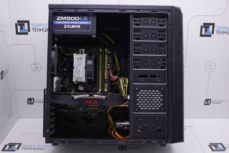 Системный блок Б/У AeroCool - 3860