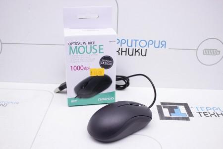 Мышь OMEGA OM-07 3D Black