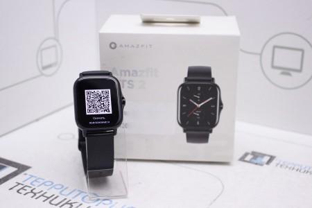 Смарт-часы Б/У Amazfit GTS 2 Black