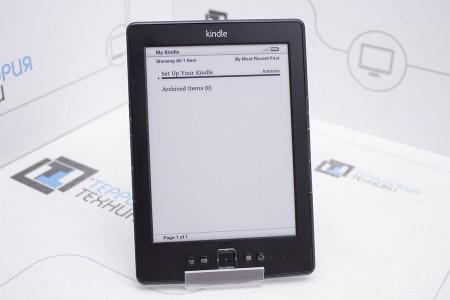 Электронная книга Б/У Amazon Kindle (4-е поколение)