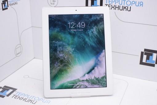 Apple iPad 32GB LTE White (4 поколение)