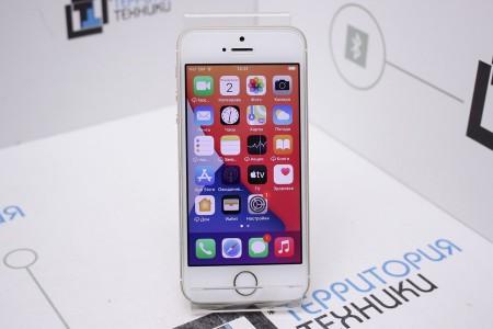 Смартфон Б/У Apple iPhone SE 32GB Gold