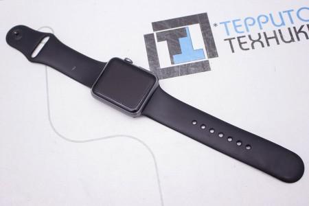 Смарт-часы Б/У Apple Watch Series 1 42mm Space Gray