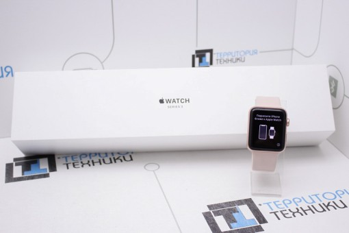 Apple Watch Series 3 GPS Aluminum 42mm