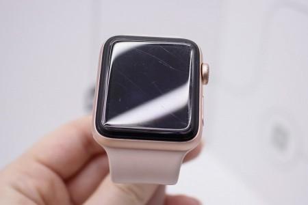 Смарт-часы Б/У Apple Watch Series 3 GPS Aluminum 42mm