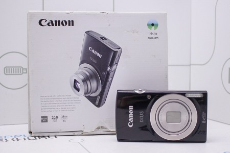 Фотоаппарат Б/У Canon Ixus 177