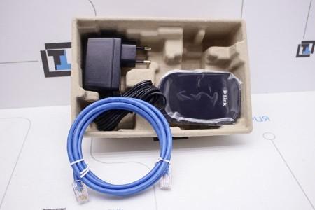 Принт-сервер Б/У D-Link DPR-1020