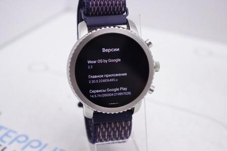 Смарт-часы Б/У Fossil Q Explorist Gen 3