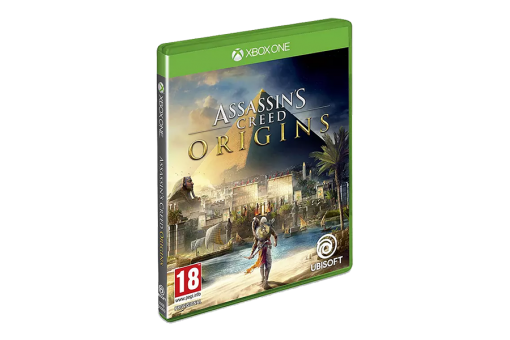 Диск с игрой Assassin's Creed: Истоки для xBox One