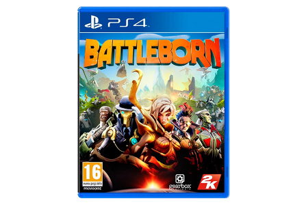 Battleborn для PlayStation 4