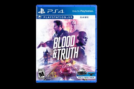 Кровь и истина для PlayStation 4