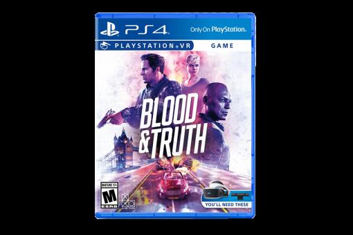 Диск с игрой Кровь и истина