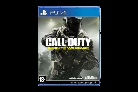Call of Duty: Infinite Warfare для PlayStation 4
