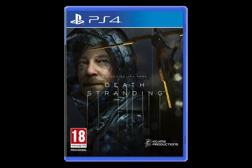 Диск с игрой Death Stranding для Sony PlayStation 4