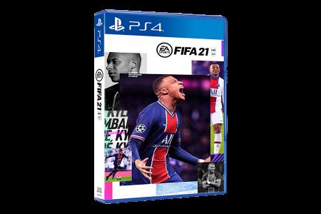 FIFA 21 для PlayStation 4