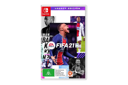 FIFA 21 Legacy Edition для Nintendo Switch
