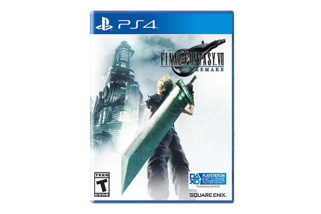 Final Fantasy VII Remake для PlayStation 4