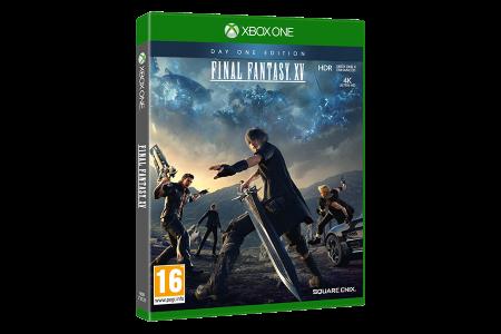 Final Fantasy XV: Day One Edition для xBox One