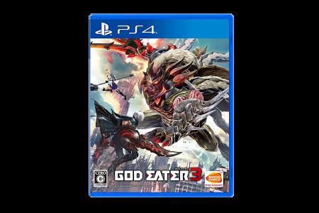 God Eater 3 для PlayStation 4