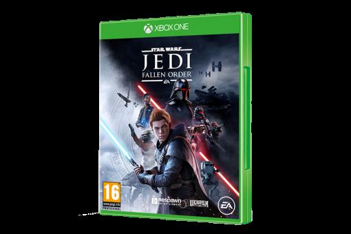 Диск с игрой Звёздные Войны Джедаи: Павший Орден для xBox One