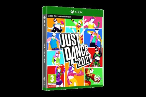 Диск с игрой Just Dance 2021для xBox One/xBox Series X